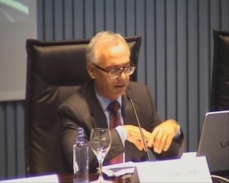 Javier Gárate Castro, catedrático de Dereito do Traballo e da Seguridade Social na Universidade de Santiago de Compostela.